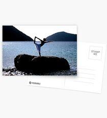 Asana Postcards
