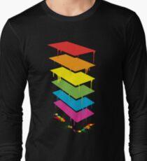 R A I N B O W . T O W E R . Long Sleeve T-Shirt