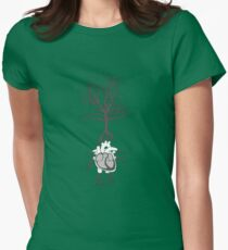 Living Together Womens Fitted T-Shirt