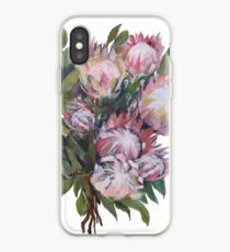 Protea bouquet iPhone Case