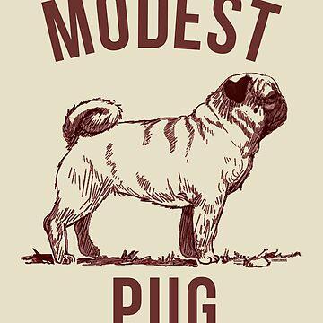 Mod Pug by darklordpug