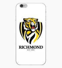 Richmond Tigers iPhone Case