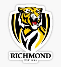 Richmond Tigers Sticker