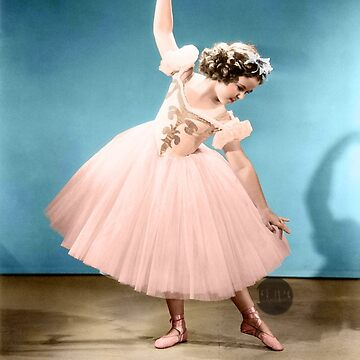 Shirley Temple - The Little Princess (1939) - Colorized - SATURATED COLOR by Laurynsworld