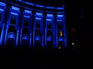 County Hall in blue by Themis