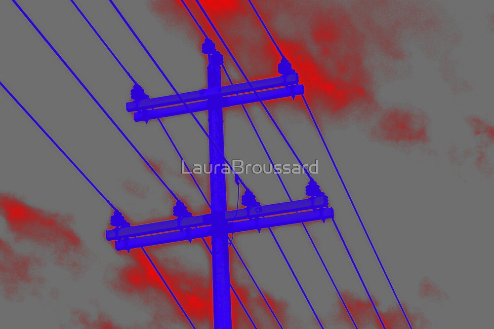 ELECTRICITY #1 by LauraBroussard