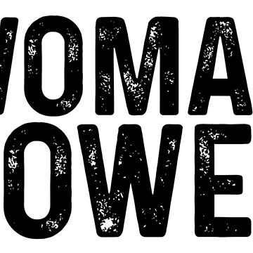 woman power by Mkirkdesign
