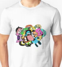 Lick Monster Colour Unisex T-Shirt