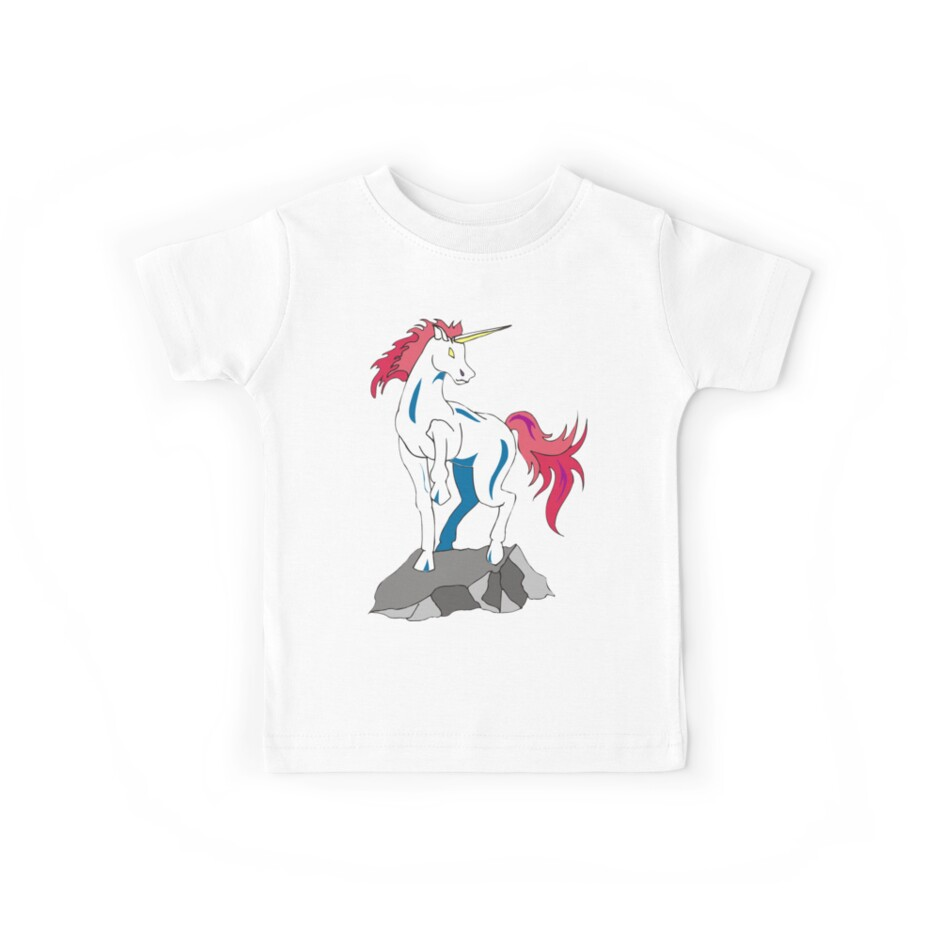Unicorn T-Shirt by T-ShirtsGifts