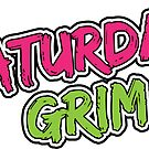 Saturday Grim (logo) by SaturdayGrim