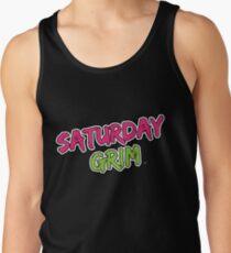 Saturday Grim (logo) Tank Top