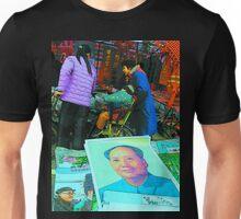 Mao on the Market Unisex T-Shirt
