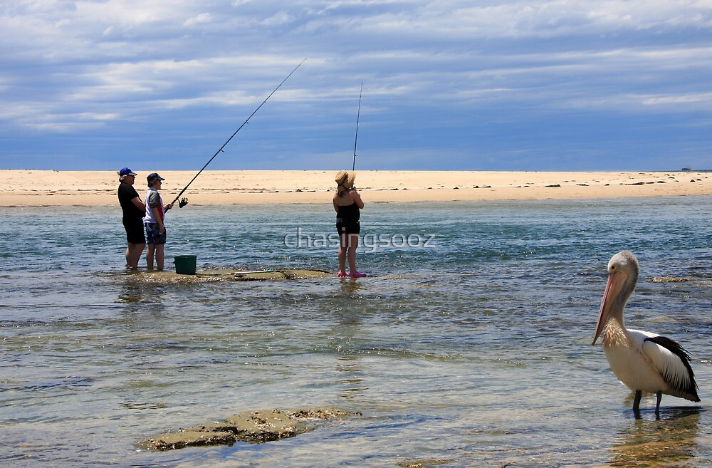 Fishing lessons by chasingsooz