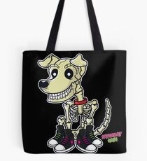 Herc (the Undead Dog) Tote Bag