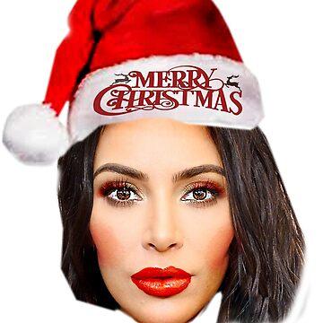 Kim Christmas by Chronos82