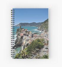 Vernazza, Cinque Terre Spiral Notebook