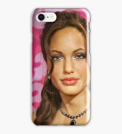 Angelina Jolie iPhone Case/Skin