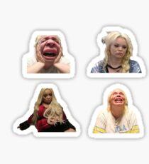 Trisha Paytas Aufklebersatz Sticker