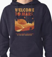 Bienvenue sur Mars Sweat à capuche