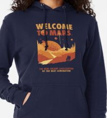 Welcome to Mars Lightweight Hoodie