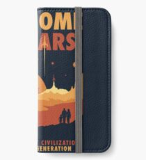 Welcome to Mars iPhone Wallet/Case/Skin