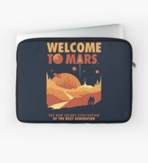 Welcome to Mars Laptop Sleeve