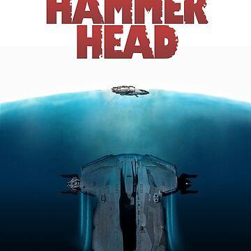 Hammerhead Poster by CypherAT