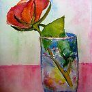 A Single Rose by Marita McVeigh