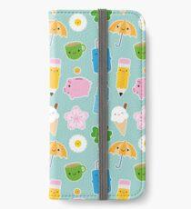 Kawaii Life iPhone Wallet/Case/Skin