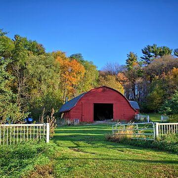 Barn At The Edge 2 by LynyrdSky
