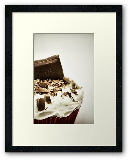 Milka Cupcake by Susanne Correa
