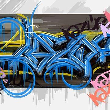 Graffiti by G-Design