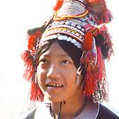 Akha Girl, Northern Thailand by randmphotos