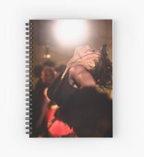 """""""We're beautiful and dirty rich"""" Spiral Notebook"""