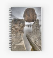 Show Me The Way Spiral Notebook