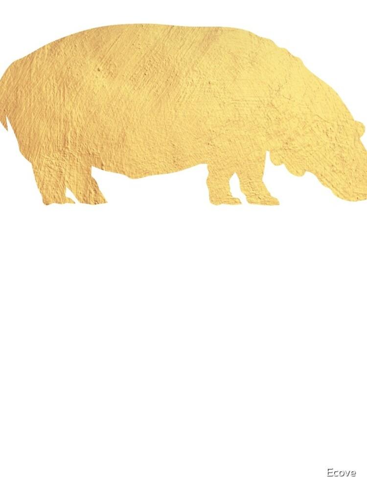 Hippo-Liebhaber - Hippo-Geschenk von Ecove