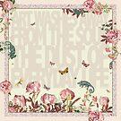Sweetpeas & Peonies by JacquiTaylor