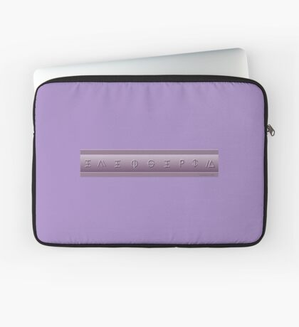 Roswell I-Beam Laptop Sleeve