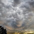 Morning storm clouds by GerryMac