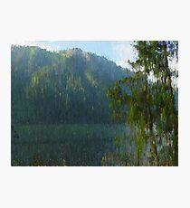 "Mountain Shade  (2009)   - 24""x18"" max print size Photographic Print"