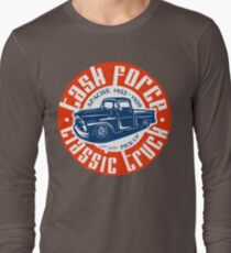 Task Force Apache Classic Truck 1955 - 1959 Langarmshirt
