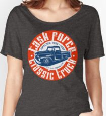 Task Force Apache Classic Truck 1955 - 1959 Loose Fit T-Shirt