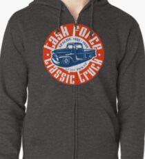 Task Force Apache Classic Truck 1955 - 1959 Hoodie mit Reißverschluss