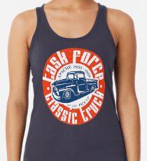 Task Force Apache Classic Truck 1955 - 1959 Racerback Tank Top