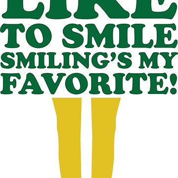 Smiling is my Favorite by Jkotlan