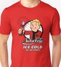 ICE COLD NUKA COLA MERCH Unisex T-Shirt