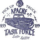 Chevrolet Apache Truck Task Force Series von SAVALLAS