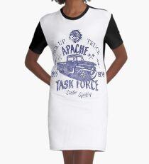 Chevrolet Apache Truck Task Force Series T-Shirt Kleid