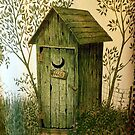 """His"" Kountry Outhouse by wiscbackroadz"