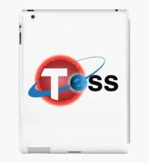 Transit Exoplanet Survey Satelliten (TESS) Mission Logo iPad-Hülle & Klebefolie